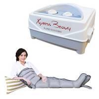 MESIS Xpress Beauty - Pressoterapia con 2 gambali e Kit Slim Body