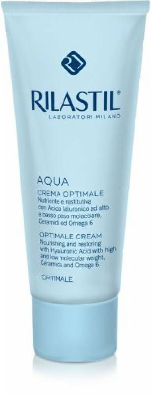 Rilastil Crema Viso Aqua Optimale 50 ml