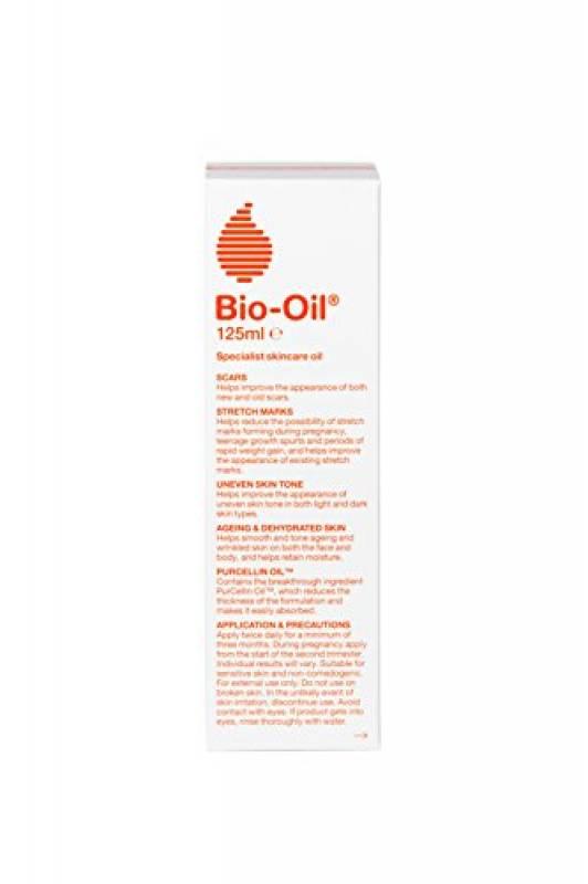 Bio Oil Specialist Skincare - Olio corpo, 125 ml