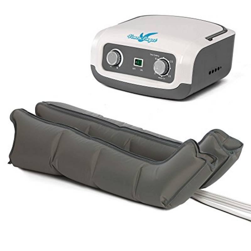 VEIN ANGEL Apparecchio per massaggio ad onde d'urto :: massaggio ad onde con 4 camere d'aria :: facile da usare e con servizio di assistenza da 10 e lode