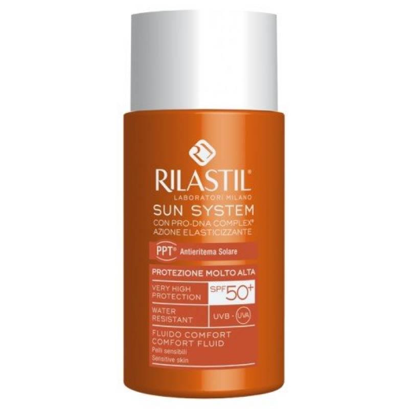 Rilastil Sun Sys Ppt 50+ Comfort - 50 ml