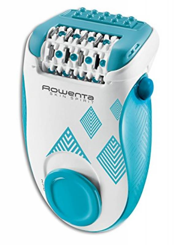 Rowenta EP2910 Skin Spirit Epilatore, Per una Pelle Liscia che Dura Settimane